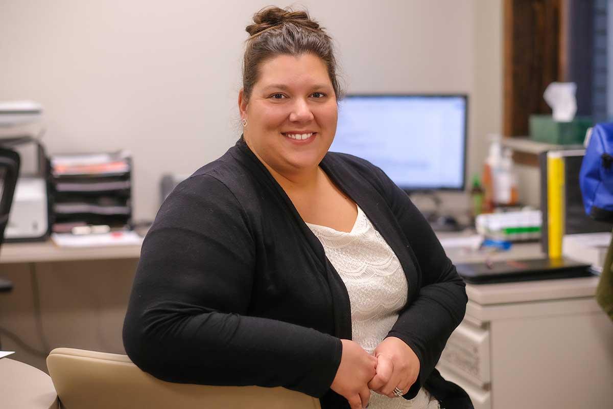 Kate Tacia RN BSN Bay County Medical Care Facility