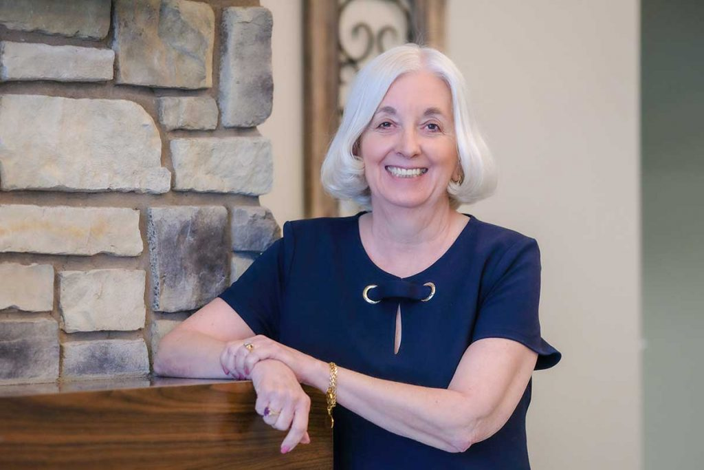 Sandy Shutt Board Member Bay Medical Care Facility
